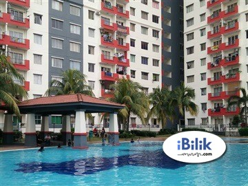 [FOR RENT] FULLY FURNISHED VISTA PINGGIRAN APARTMENT
