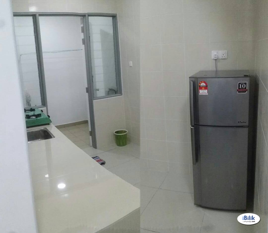 [Available] [Promotion] Fully Furnished Near Lrt Sentul Timur