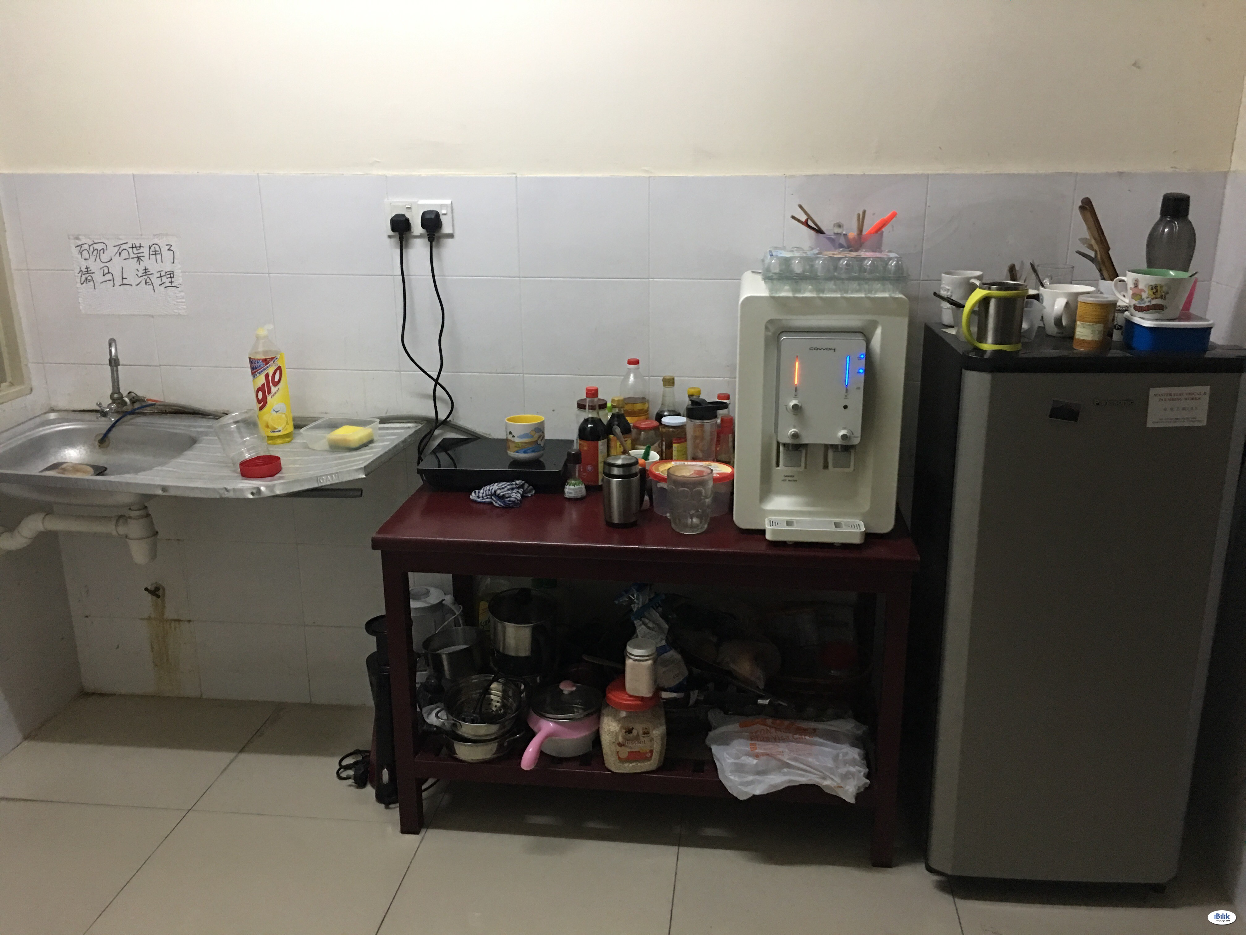 PV15 Single Room at Setapak, Kuala Lumpur (RM440)