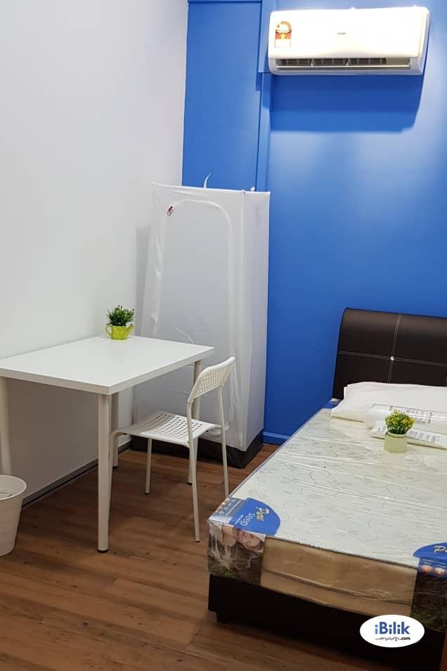 Inspiro Premium Individual Single Room USJ1_Near Cilantro Academy Sentral Impian Meridian USJ7*