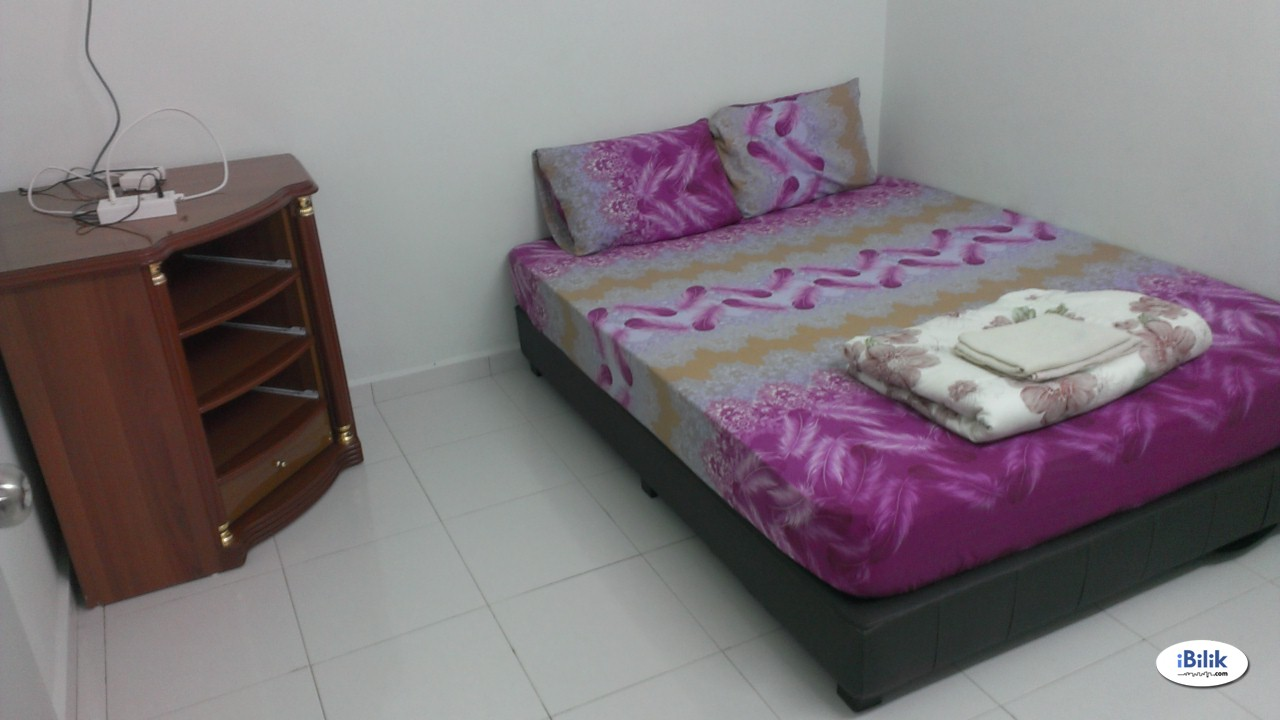 Middle Room at Melaka, Malaysia