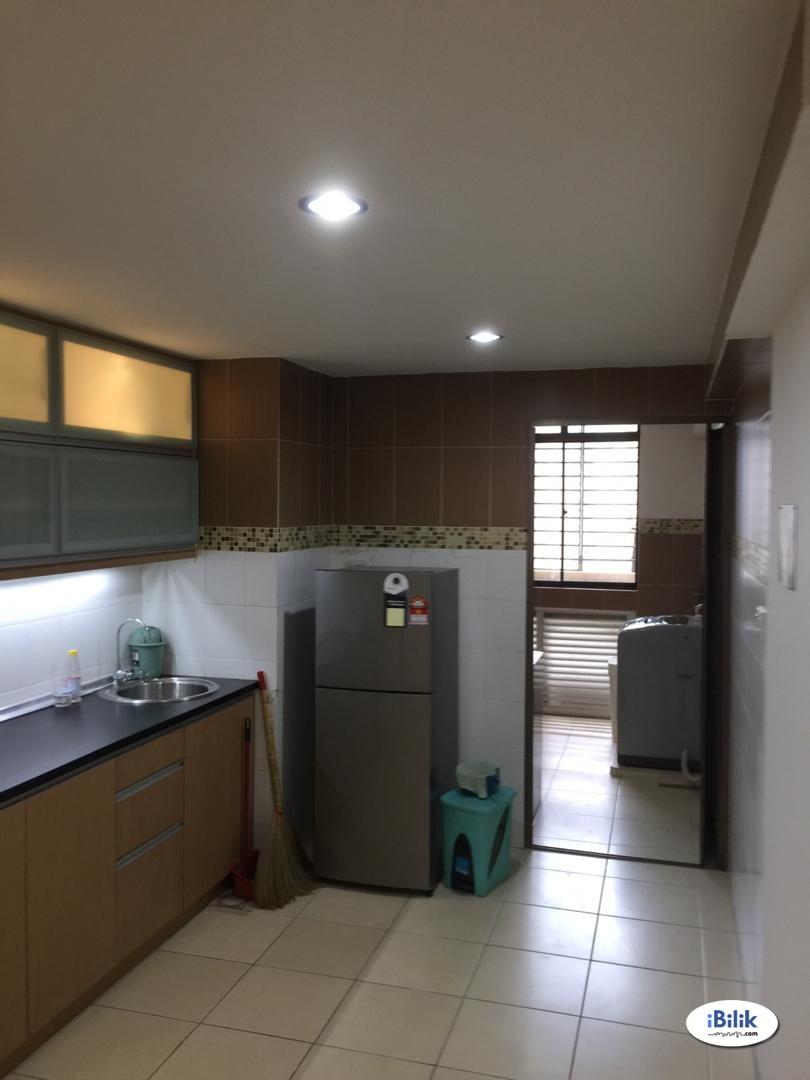 Single Room at Fortune Park, Seri Kembangan