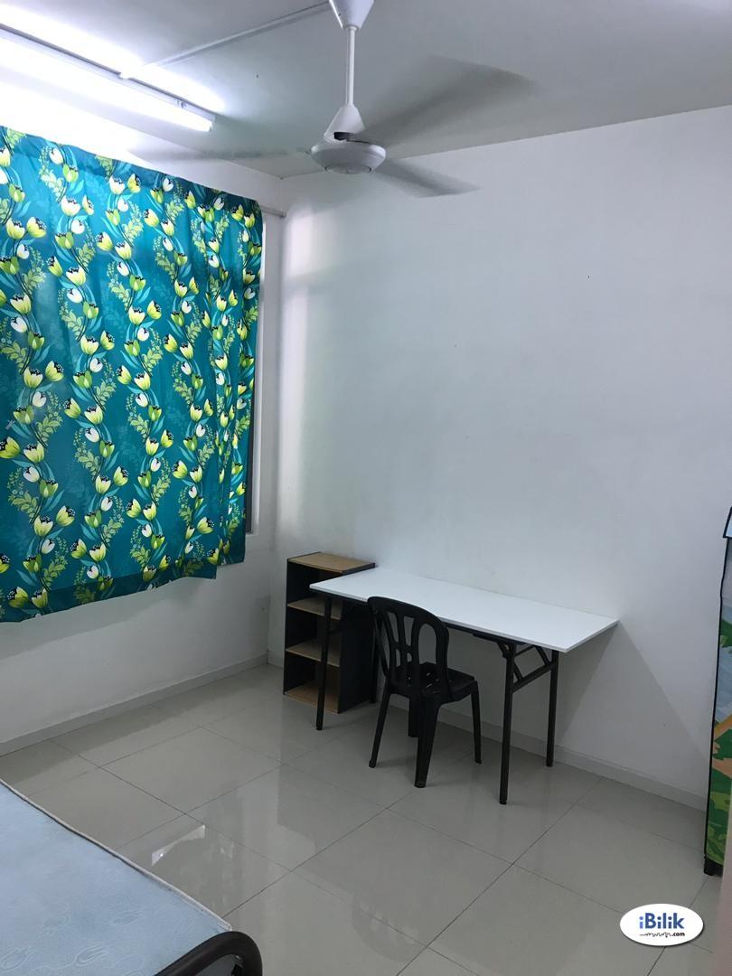 Room Rent Taman Wawasan , Pusat Bandar Puchong, WALK SetiaWalk With Free WiF