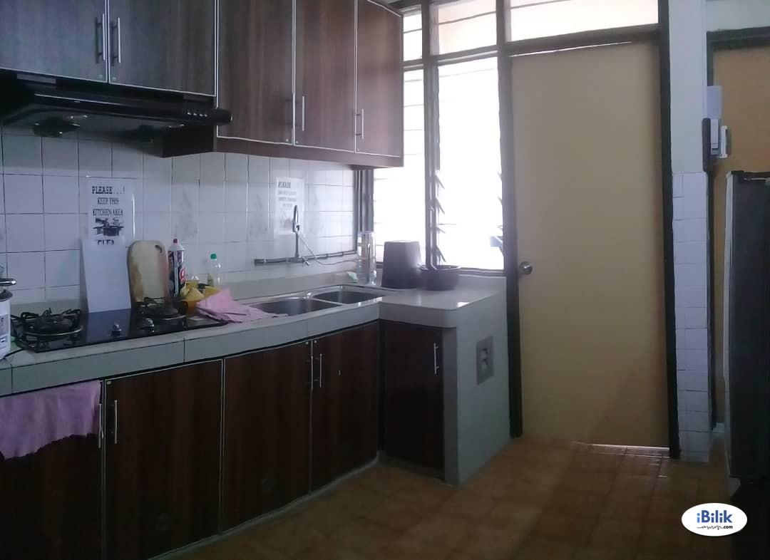 Available Room For Rent at Bandar Bukit Puchong, Puchong ,Near Industry Park