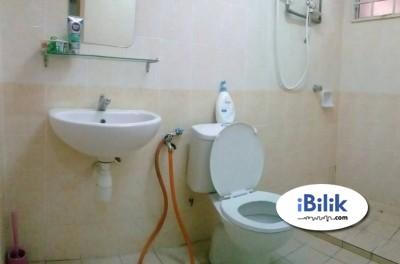 Full Facilities Rooms Bandar Puteri Puchong, Puchong with WI-FI