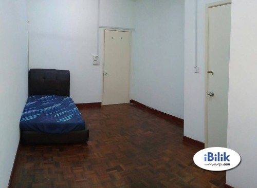 Bukit Jalil Available Room For Rent With High Speed Wifi
