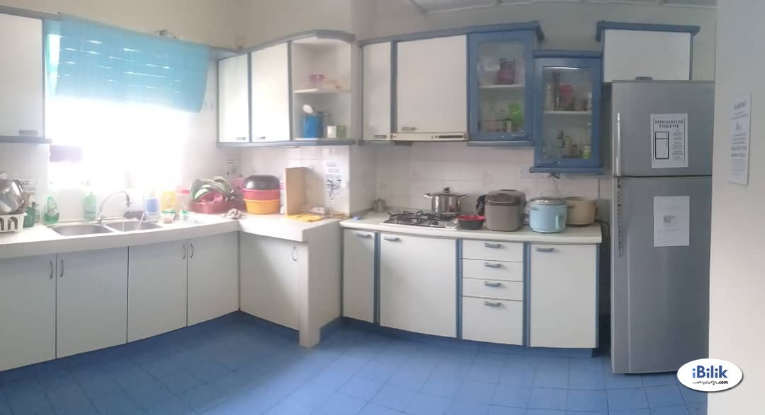 Single Room Rent at SS15, Subang Jaya &  WALK Subang Square & Near LRT & House Cleaning