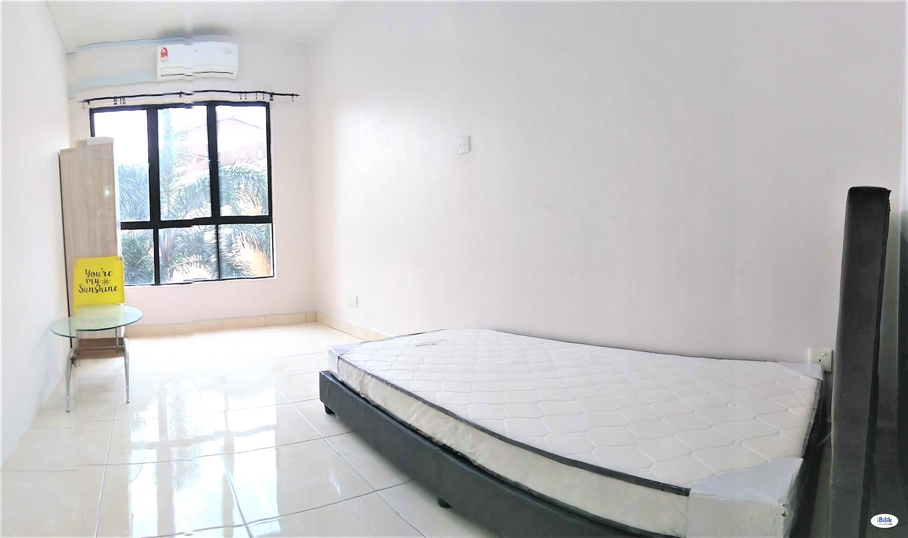 Master Room at Palm Spring, Kota Damansara MRT
