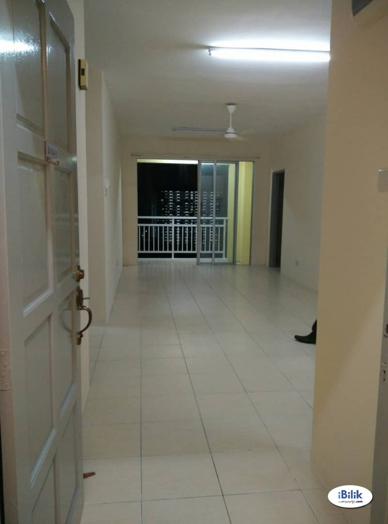 Single Room at Platinum Lake PV20, Setapak