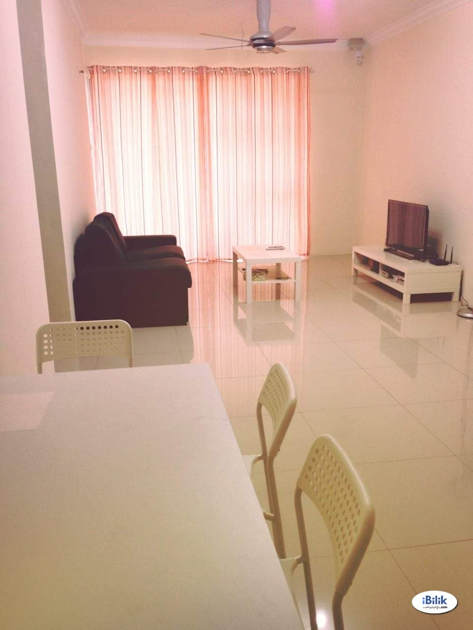 Single Room at Platinum Lake PV15, Setapak
