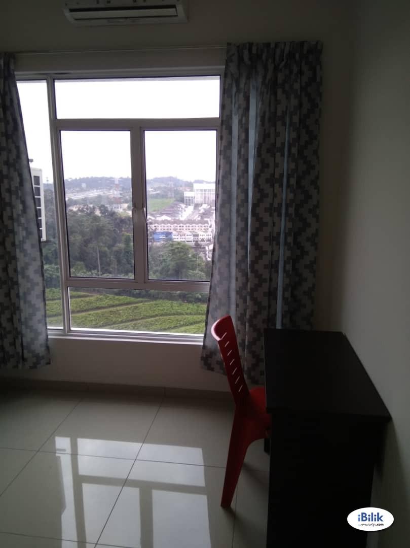 Fully Furnished Middle Room at Springville Residence, Bandar Putra Permai