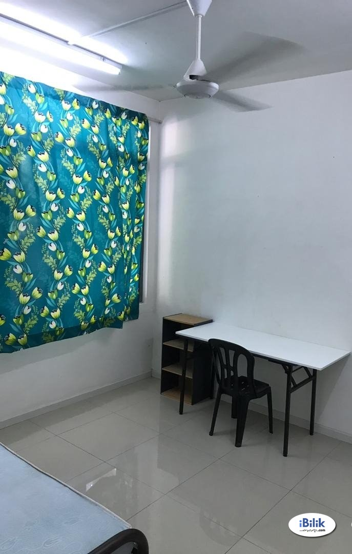 Fully Facilities Room For Rent PJS 7 , Walking Taylor's Campus & With 100Mbps High Speed Wifi