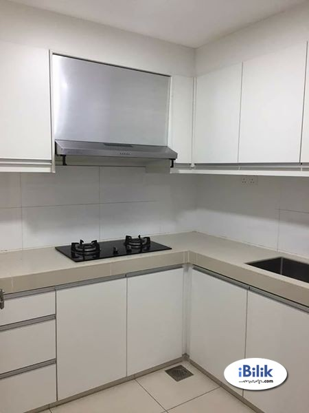 Middle Room next to MRT station include utilities
