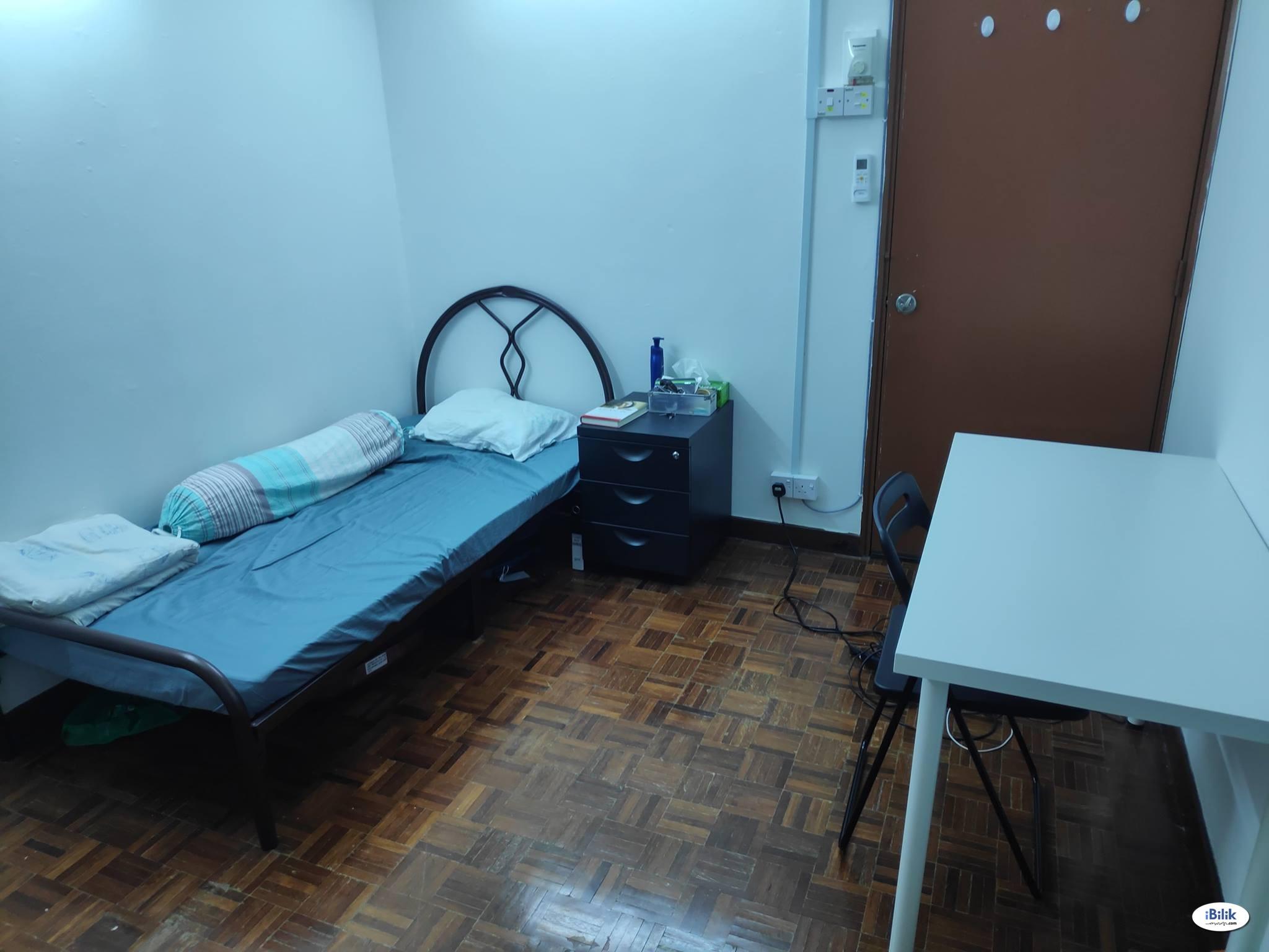 New Renovation Available Master Room Rent at SS14, Subang Jaya NEAR LRT SS18, High Speed WiFi