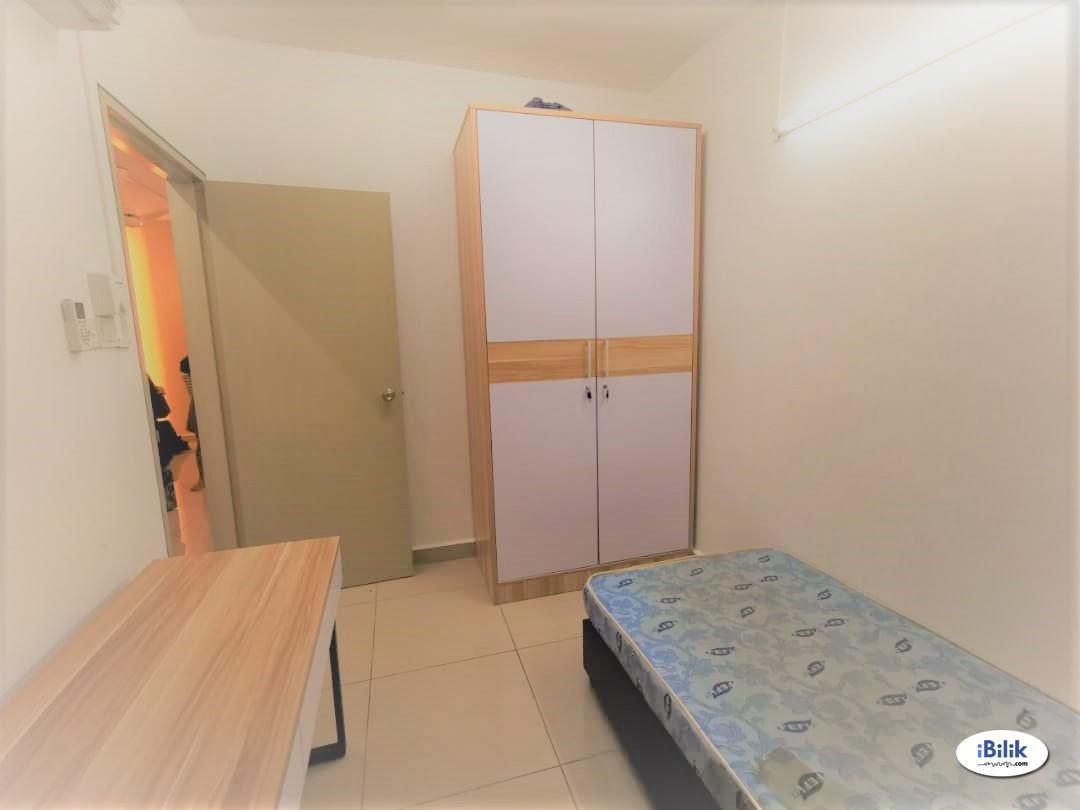 Single Room Pacific Place Ara Damansara Near To  Subang Jaya, Subang Airport Citta Mall
