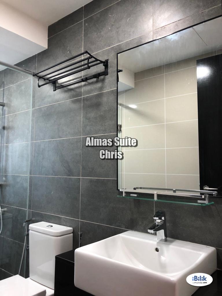 Studio at Almas, Puteri Harbour Fully Furnish (moving conditions) - New