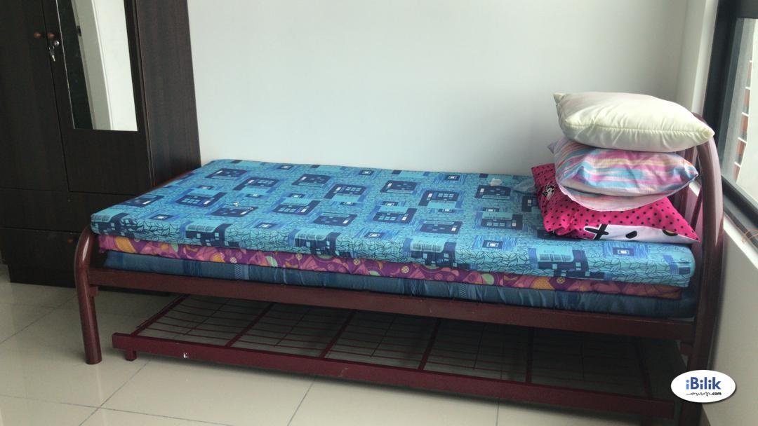Master Room at Dwiputra Residences, Putrajaya