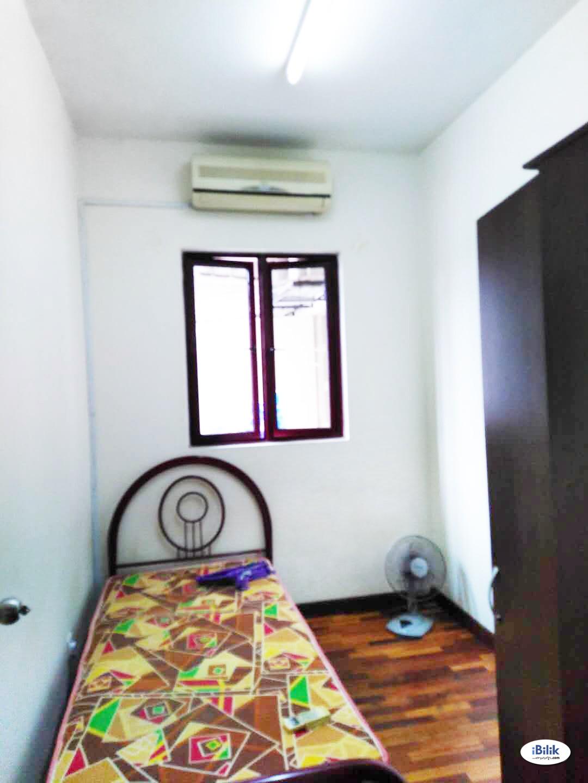 Single Room - Savanna Bukit Jalil