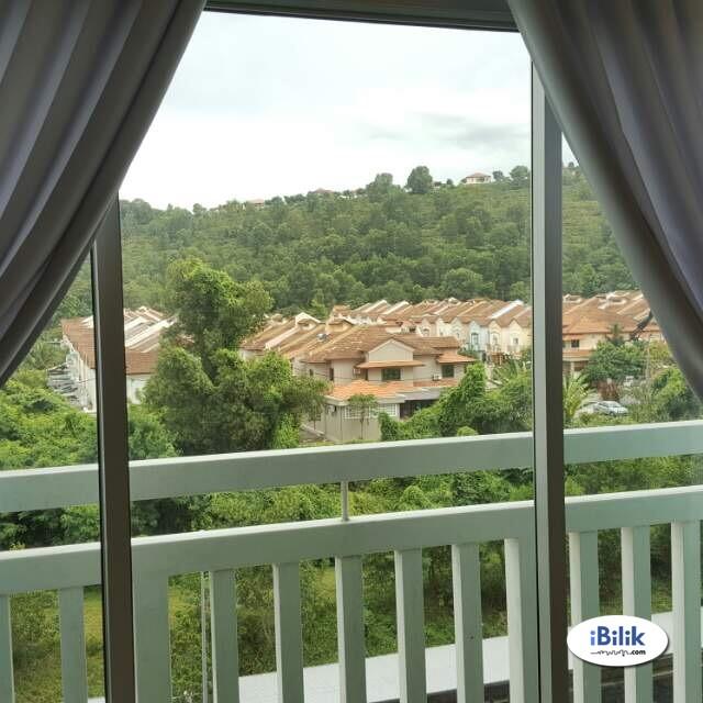 Master Room at Bandar Puteri Puchong, Puchong