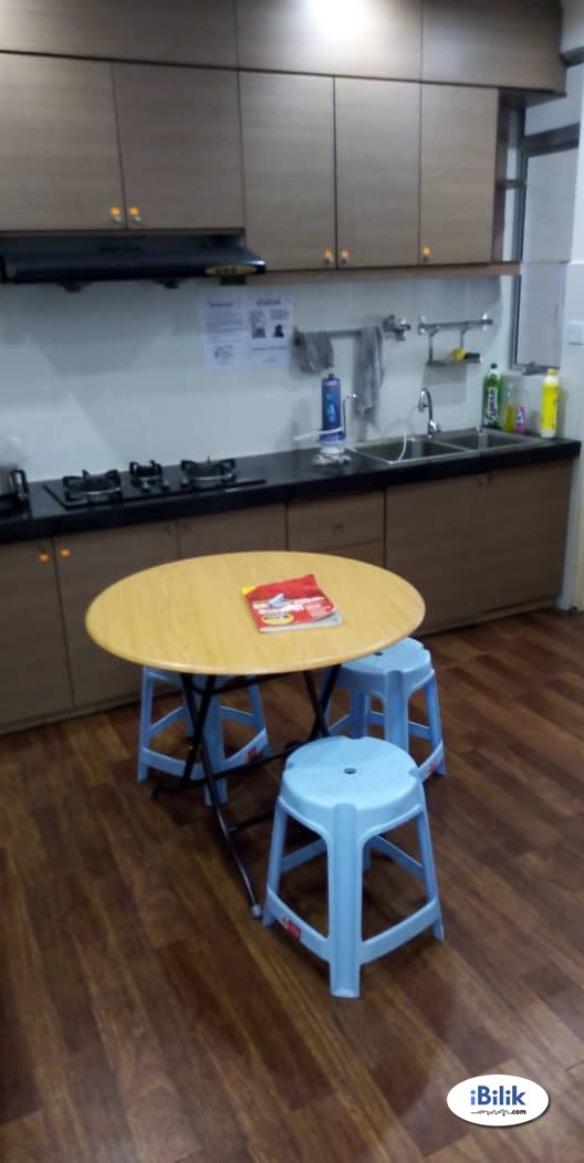WIFI + Aircon at Kota Damansara Nearby MRT Station , Tropicana Indah