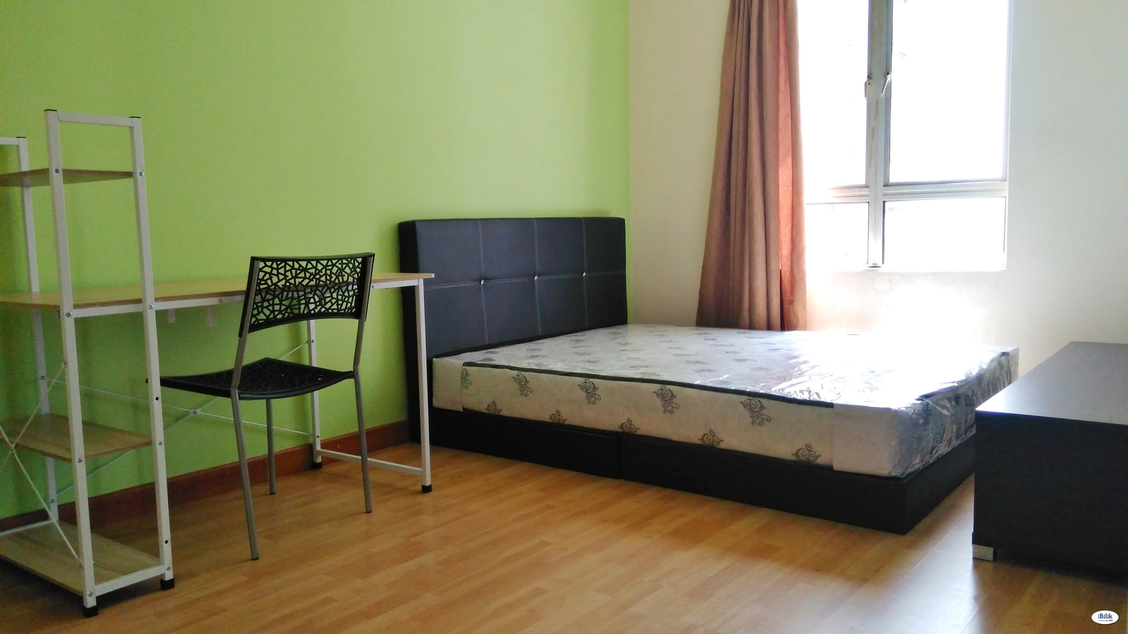 Master Room at Cova Suites, Kota Damansara, Near SEGI University, Sunway Giza