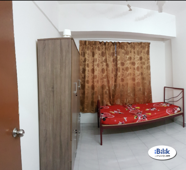 Taman Maluri, Cheras Middle Room >> WIFI , Easy to MyTown, AEON Maluri, Sunway Velocity
