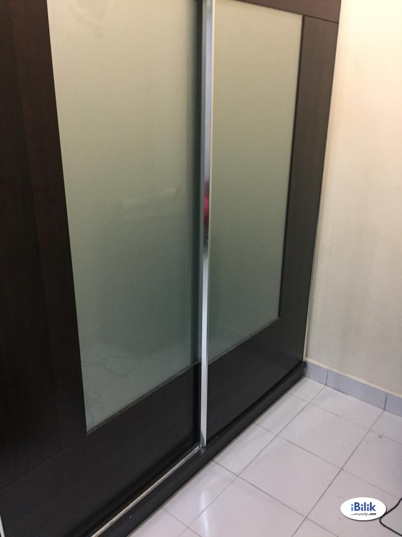 Medium Room at Sterling Condominium, Kelana Jaya