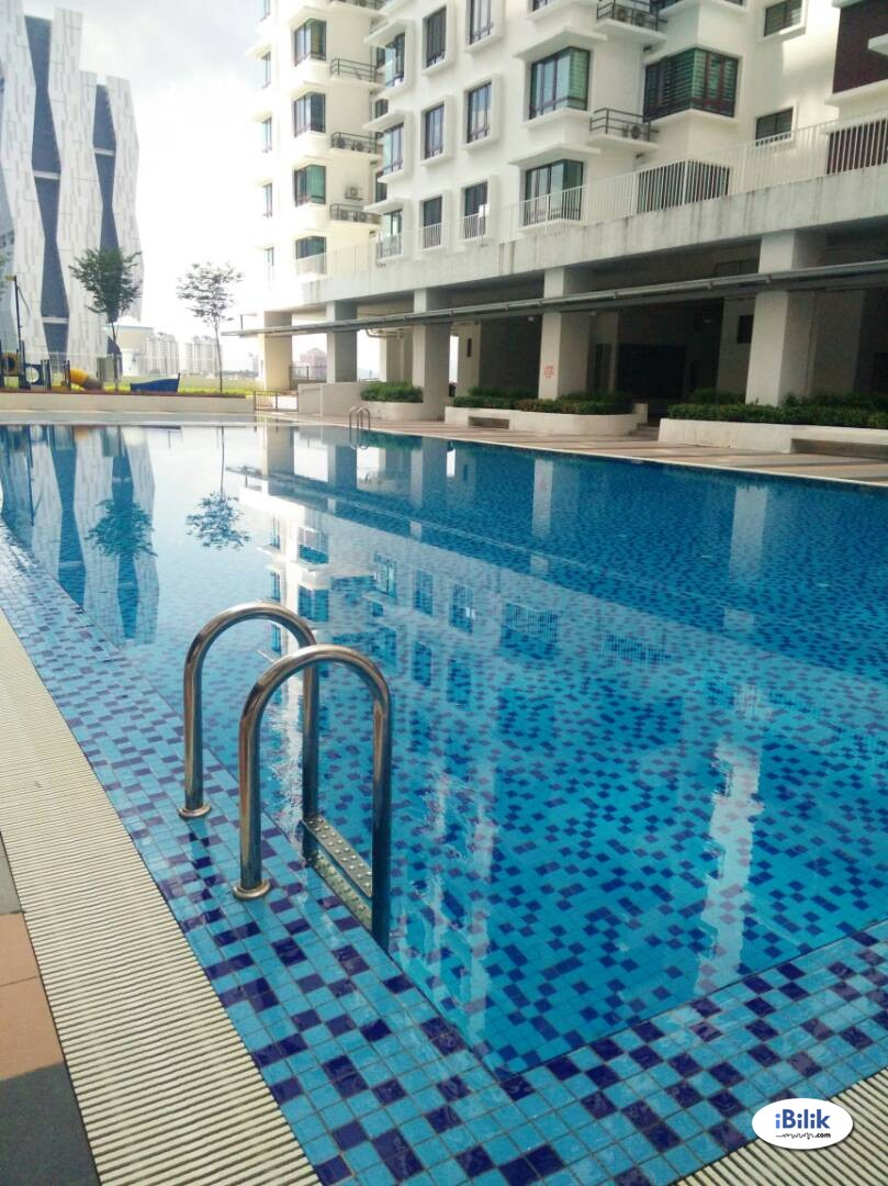 [MINI MART IN CONDO] Fully Furnished Middle Room at Rafflesia Sentul Condominium, Sentul