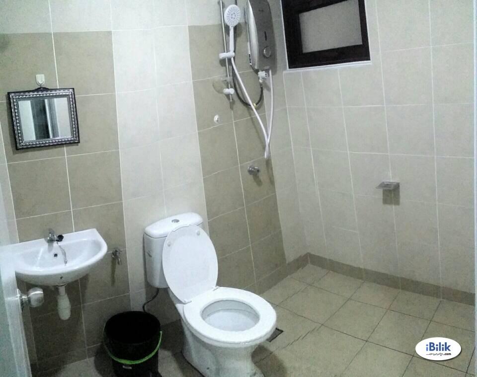 [BERBALOI] Master Room at Rafflesia Sentul Condominium, Sentul