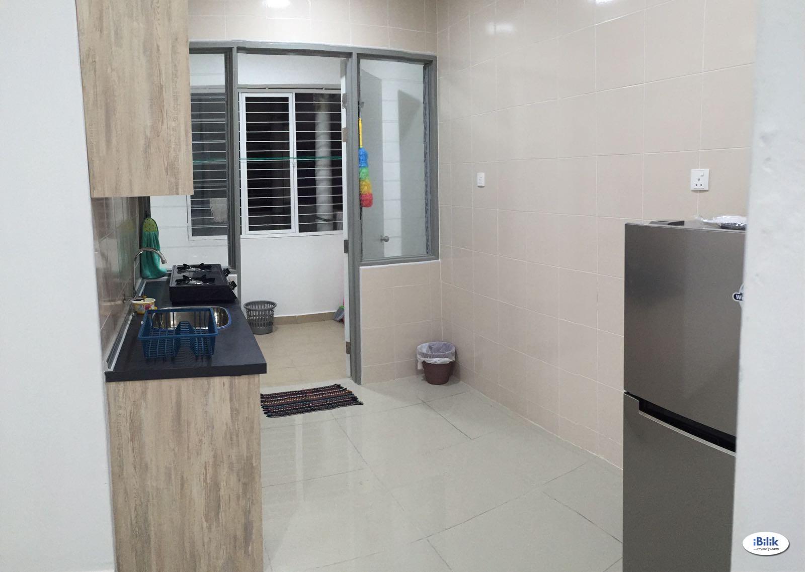 [WORTH IT] Middle Room at Rafflesia Sentul Condominium, Sentul