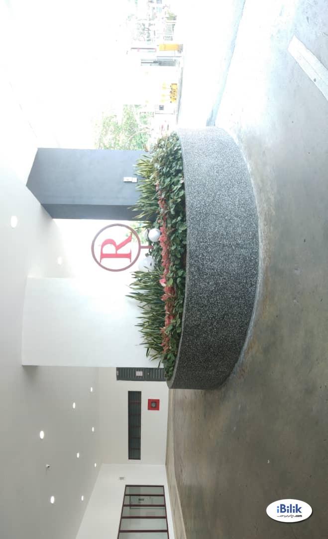 [MUSLIMAH SAHAJA] Middle Room at Rafflesia Sentul Condominium, Sentul