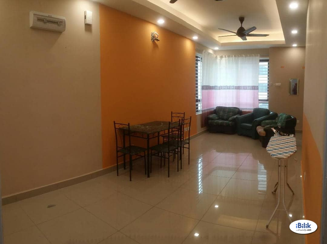 [MURAH] Middle Room at Rafflesia Sentul Condominium, Sentul