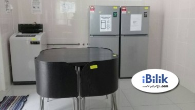 Setia Alam Middle Room For Rent With Free WI-FI
