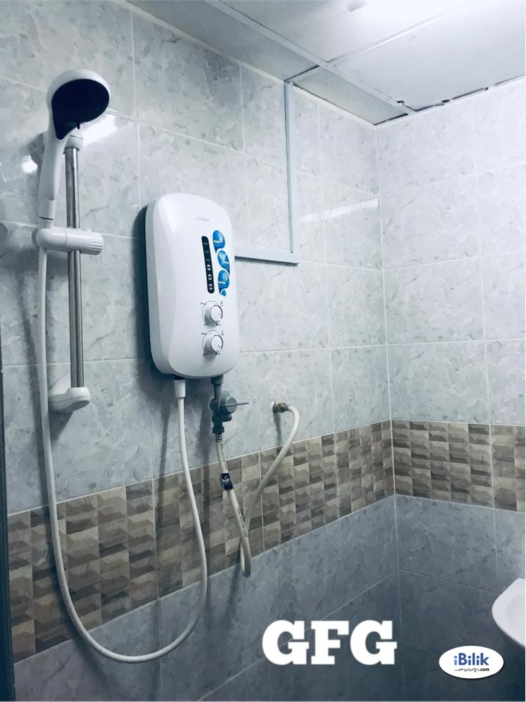 Available Single Room At SS15, Subang Jaya With Cleaning Service, FREE WIFI