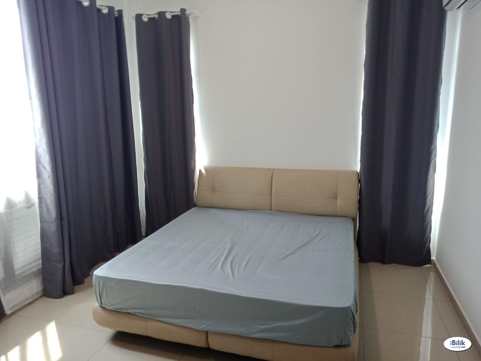 Master Room at Kota Masai, Pasir Gudang