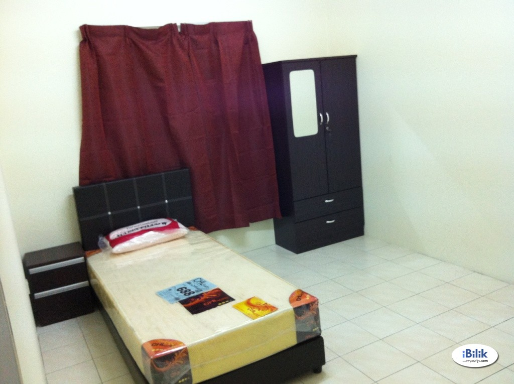 WI-FI & Weekly Cleaning At PJS 10, Bandar Sunway