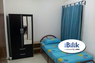 Single Room at SS18 , SUbang 5mins WALK to LRT With High Speed Wifi