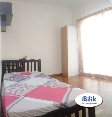 Single Room at SS14, Subang 10mins Walk to LRT SS18 With High Speed Wifi