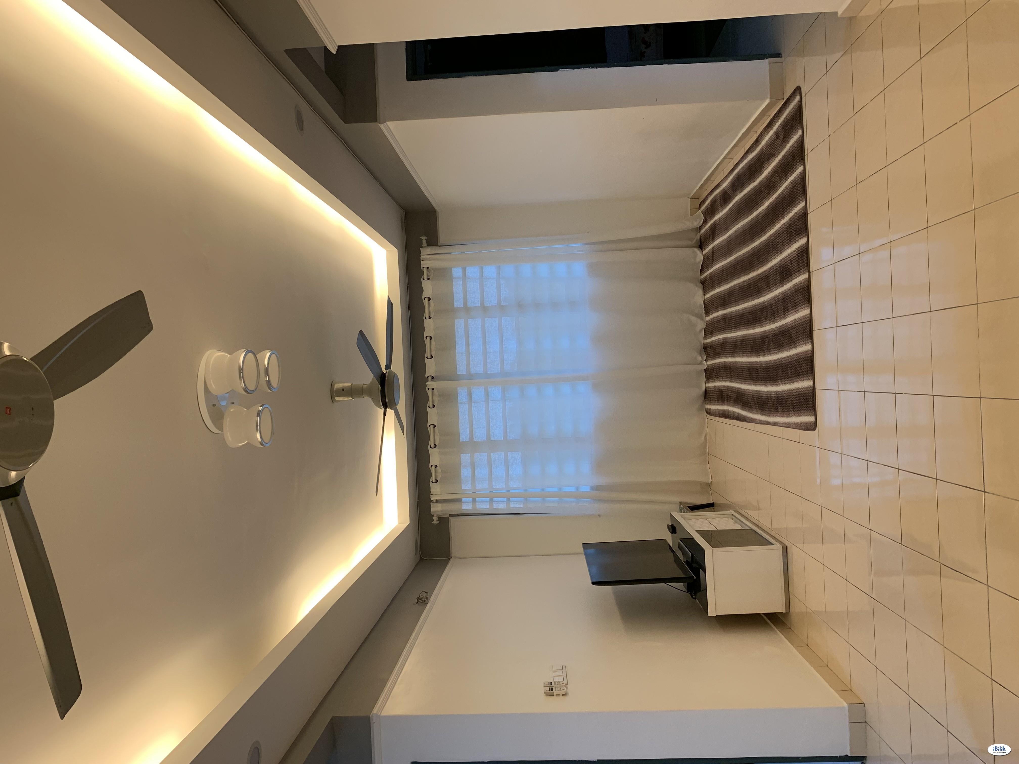 Single Room at Seremban 2, Seremban