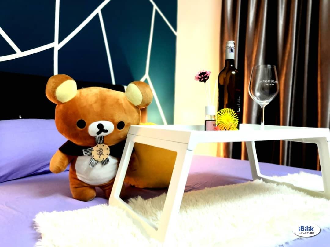 Cozy Pretty Single Room at PV20, Setapak KL Bus Stop & LRT