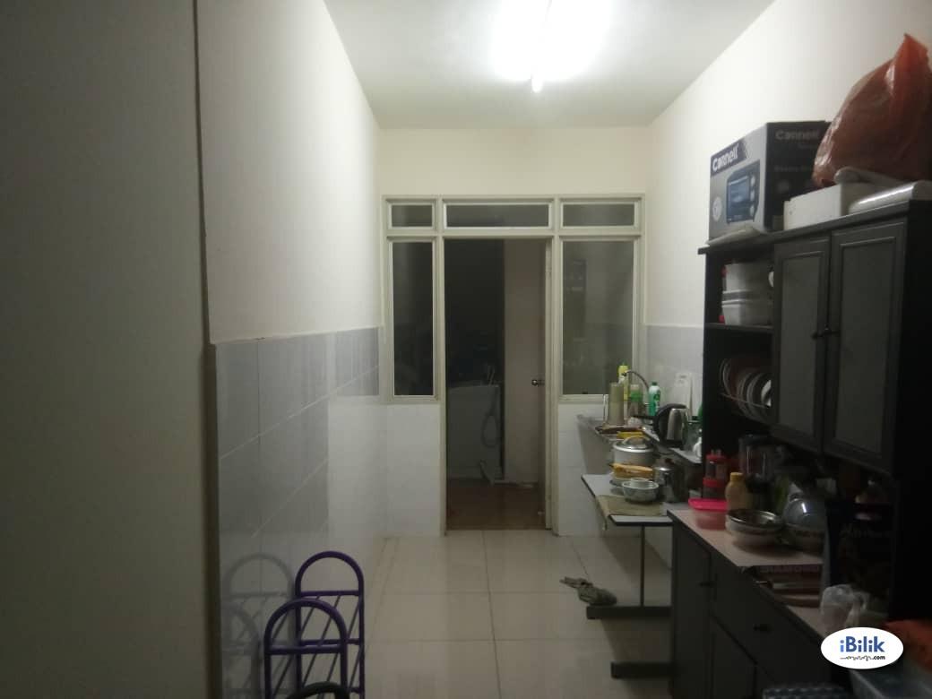 Small Room at Platinum Lake PV15, Setapak