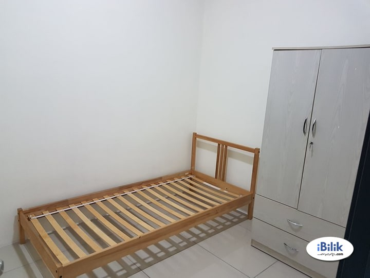 Single Room at Bandar Mahkota Cheras, Cheras South