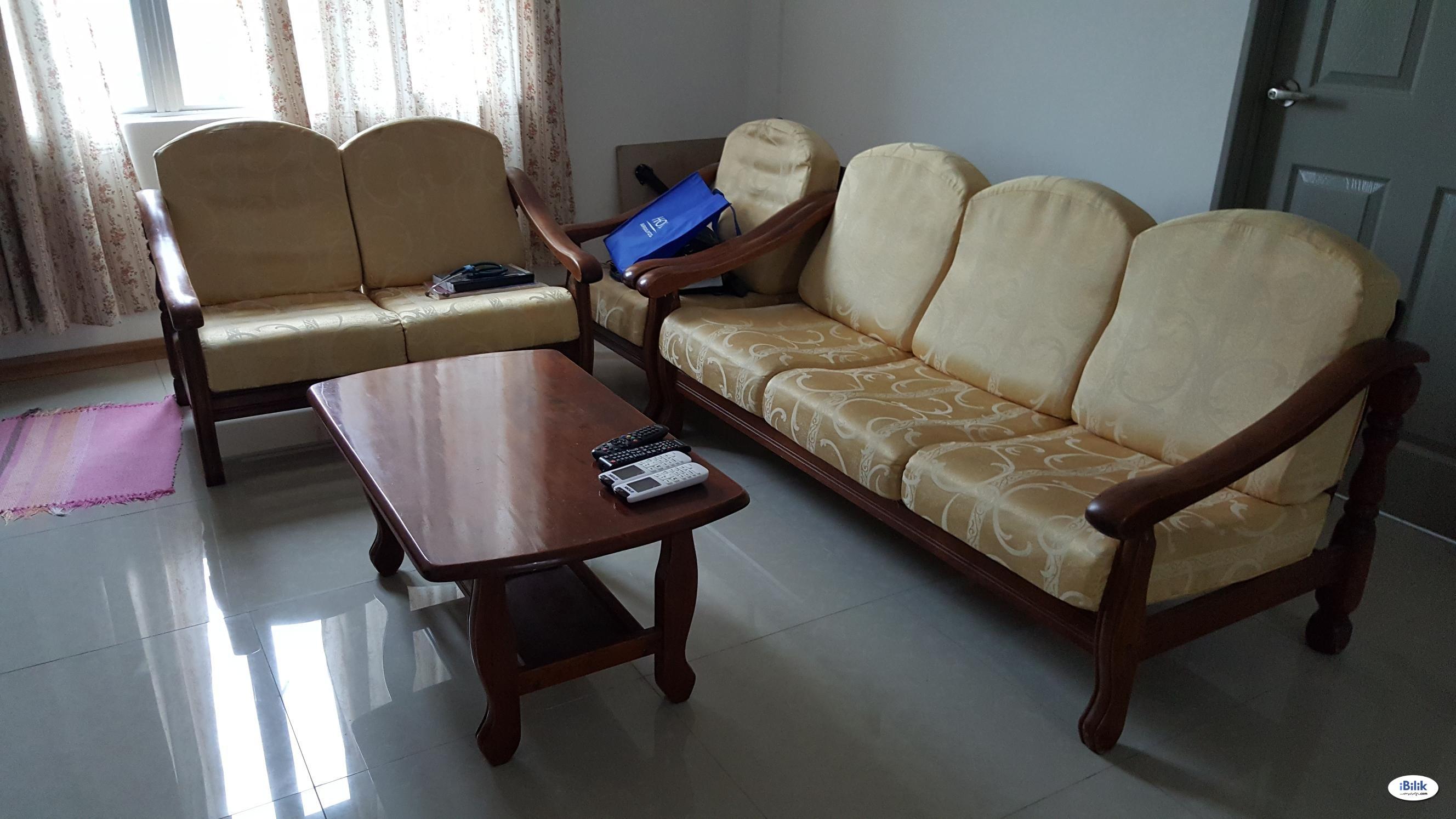 Master Room for rent at Seremban, Bukit tembok, Permai, very near to Hospital tuanku jaafar, seremban GH,