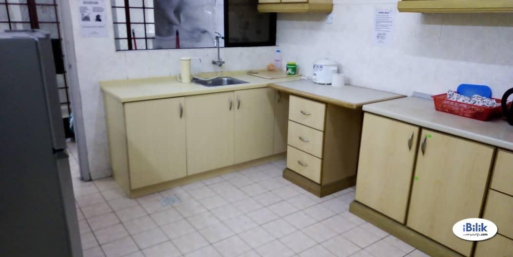 Middle Room at Kepong NEARBY Taman Usahawan, AEON Metro Prima