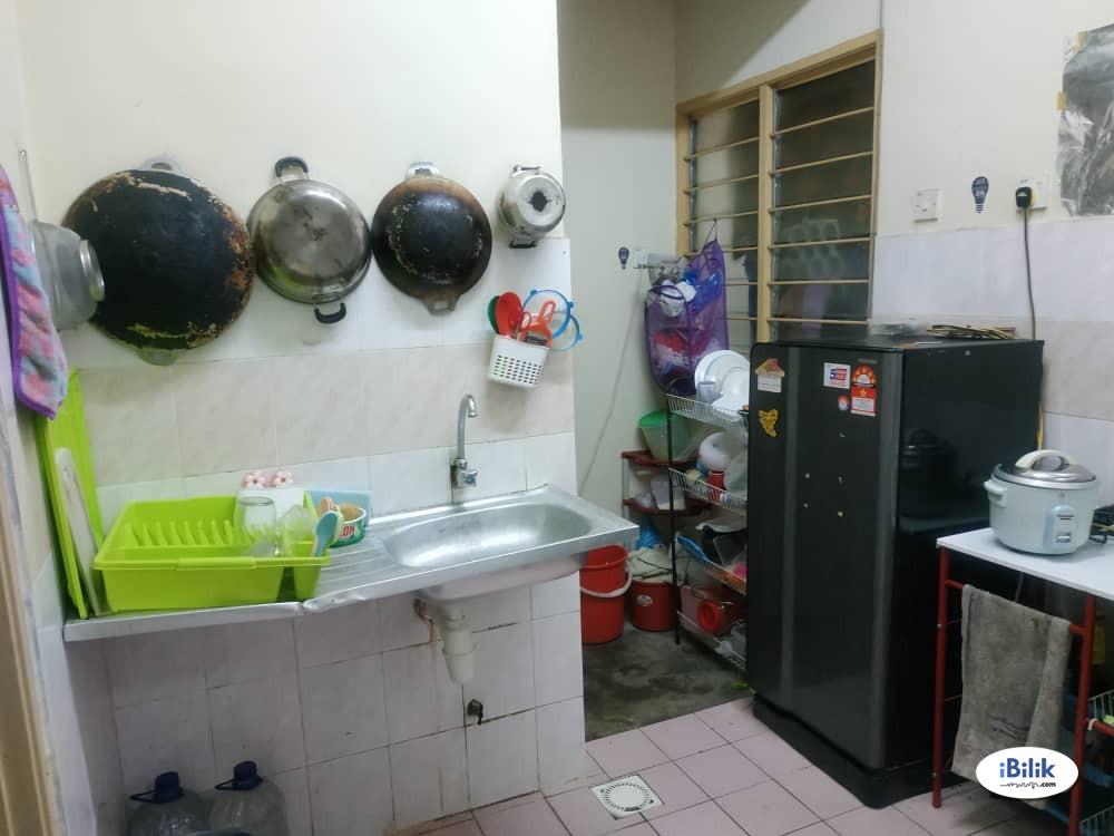 Middle Room at Ampang, Selangor