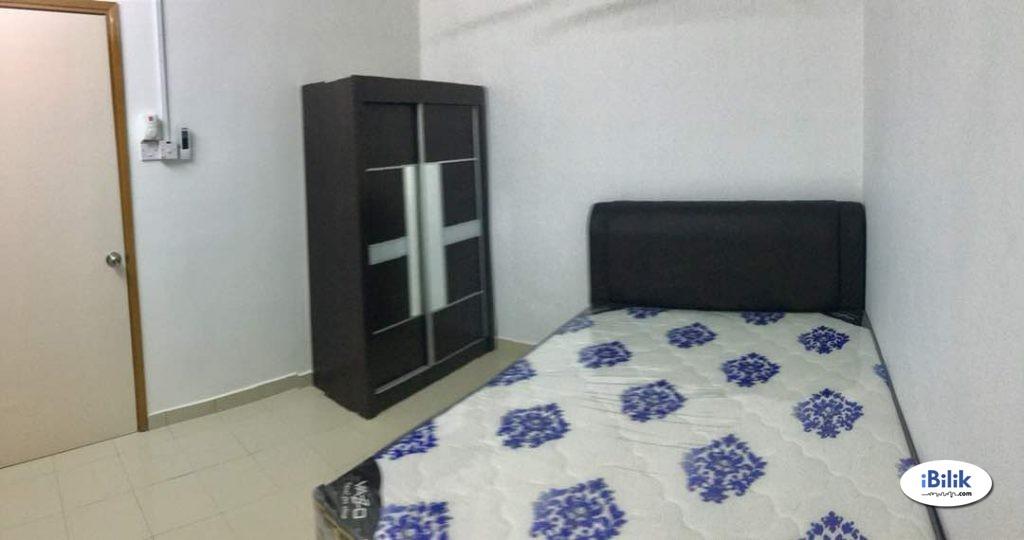 Middle Room At TTDI, Kuala Lumpur With WI-FI