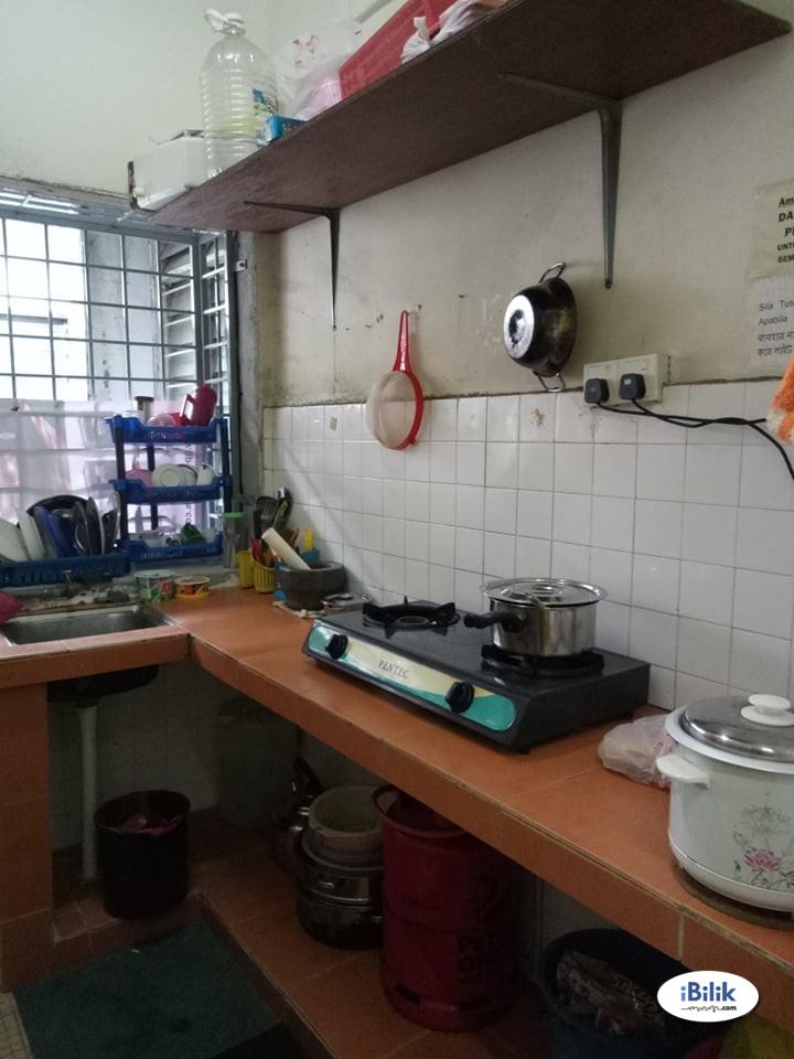 Middle Room at Pandan Perdana, Pandan