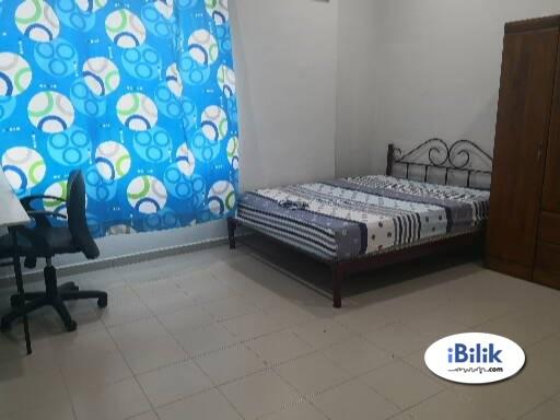 Middle Room at Bukit Mertajam, Bandar Perda