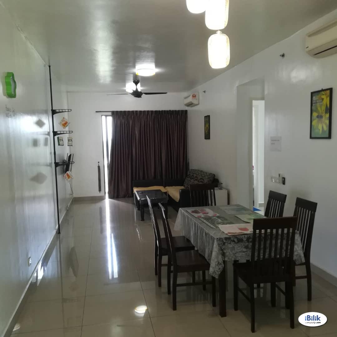 Middle Room at Univ 360 Place, Seri Kembangan