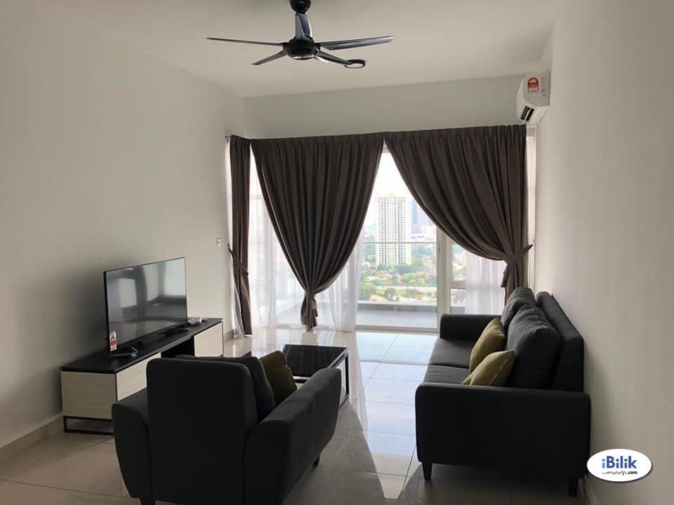 Middle Room at The Pinnacles, Johor Bahru